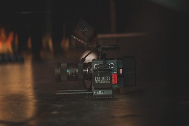 Filmkamera RED